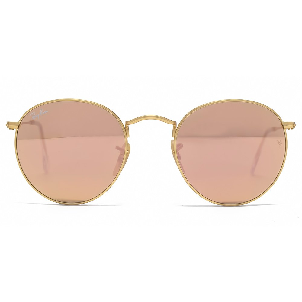 trendy sunglasses - The John Lennon Frame has been really popular with bloggers & celebrities, but this pink lens is definitely our beach favourite!