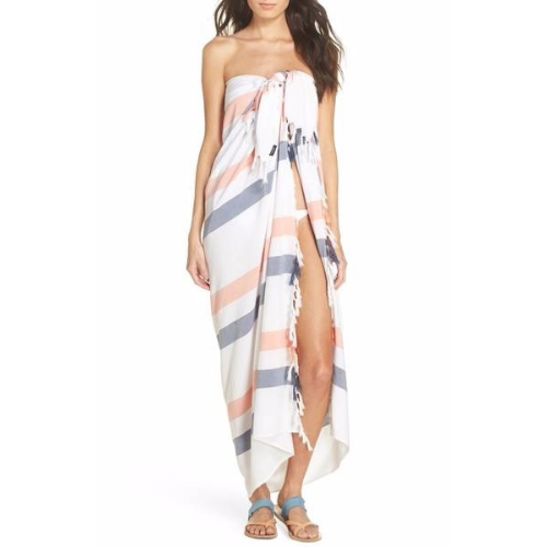 beach wrap - A cover up & beach blanket all in one!
