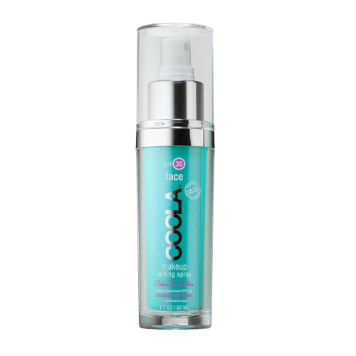 SPF 30 makeup setting spray - Protect your skin while protecting your makeup!