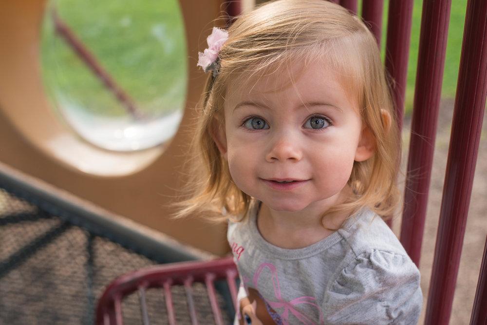 Sophie is 2!