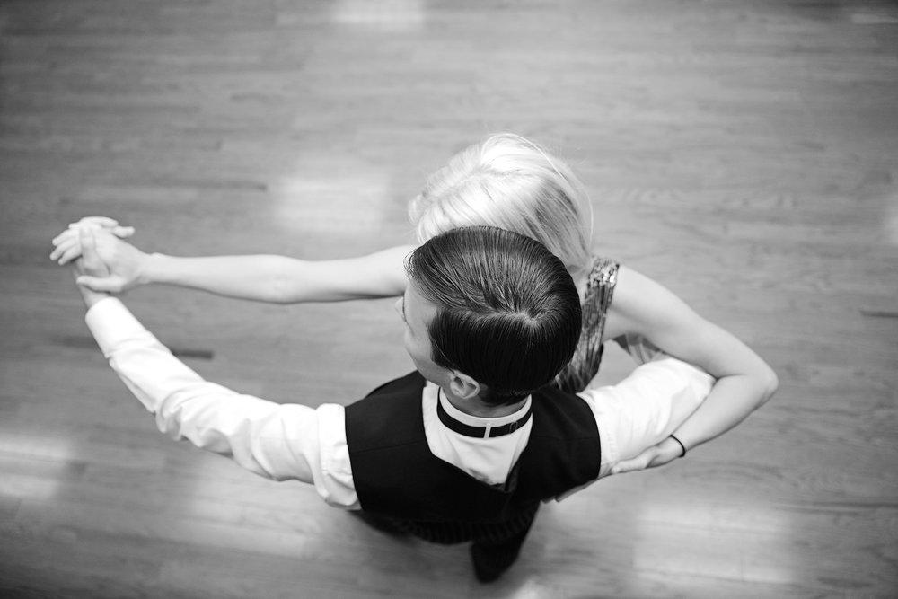 Jamis and Lolli-Arthur Murray Dance Studio.