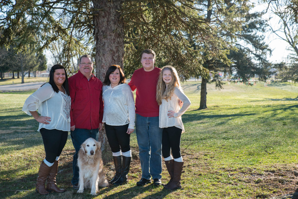 Wood Family.