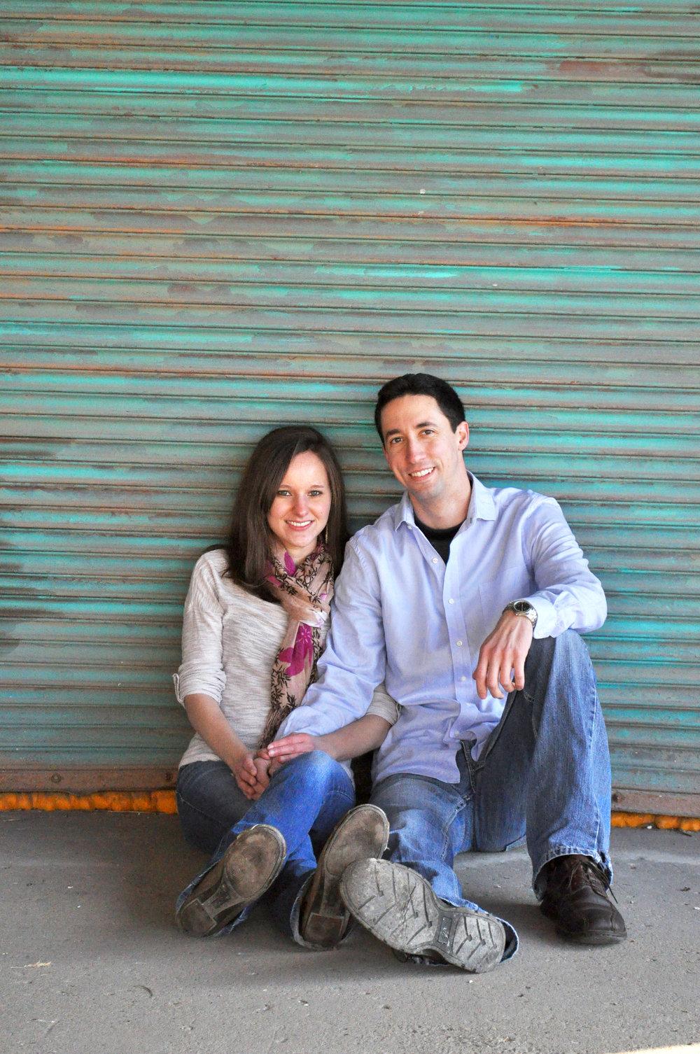 Andrew & Emily.