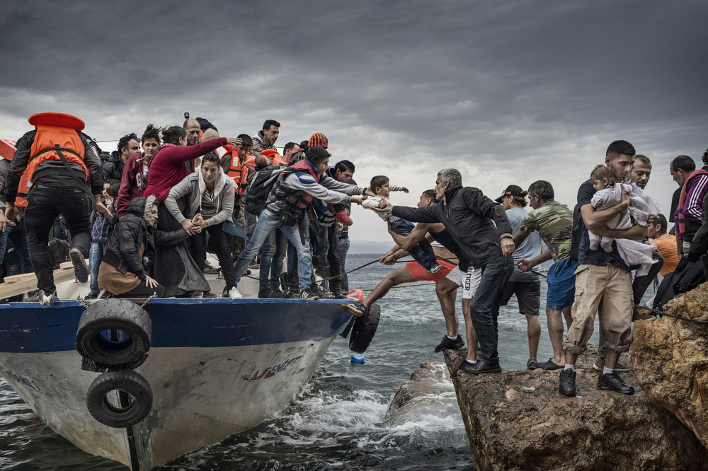 How We Started - The Greek experience of 2015 and 2016 shows us that a culture of generosity is a crucial factor in shaping the reciprocal attitudes of the migrants involved.Respect breeds respect.