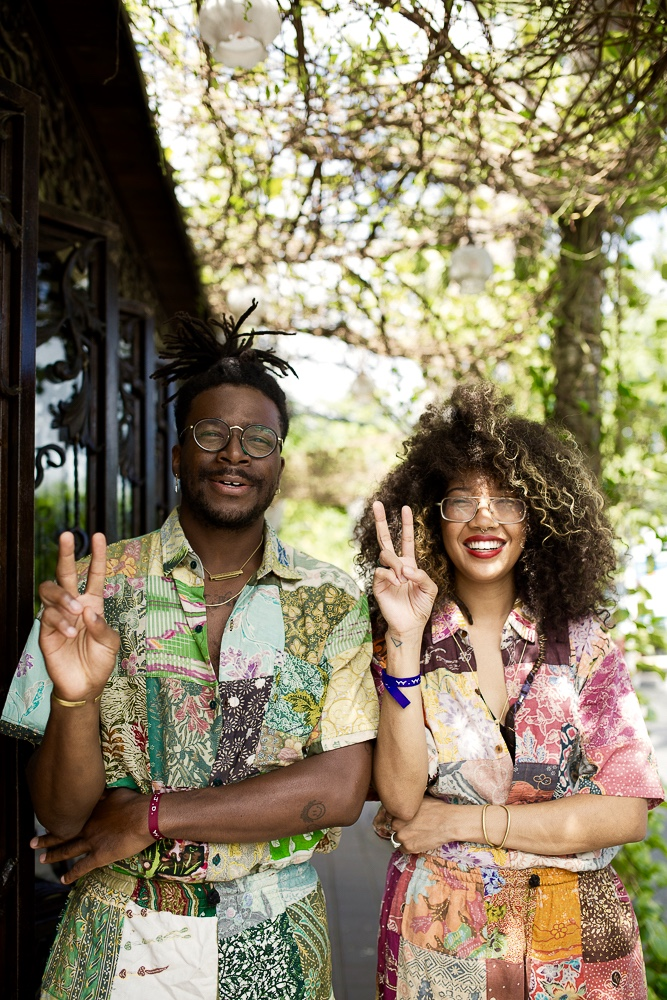 Dane Caston & Chari Chin-Young  -Founders of World Peace Connection