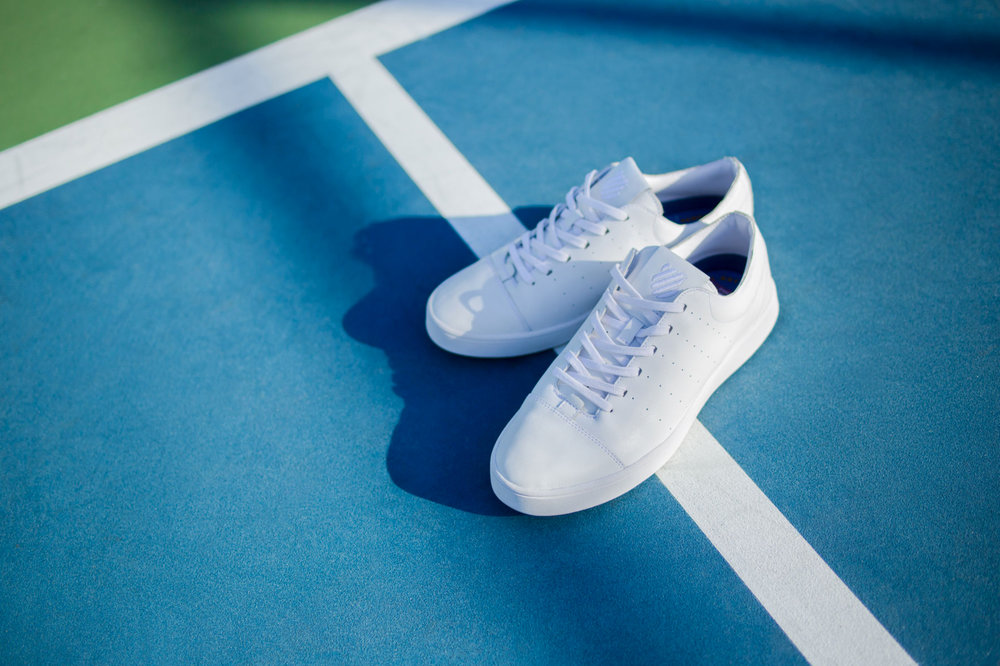 Client: K-Swiss   |   Art Director & Creative Director: Dersu Rhodes   |   Photographer: Bryan Derballa, Ben Pier   |   Producer: Alicia Younger   |   Agency: VICE