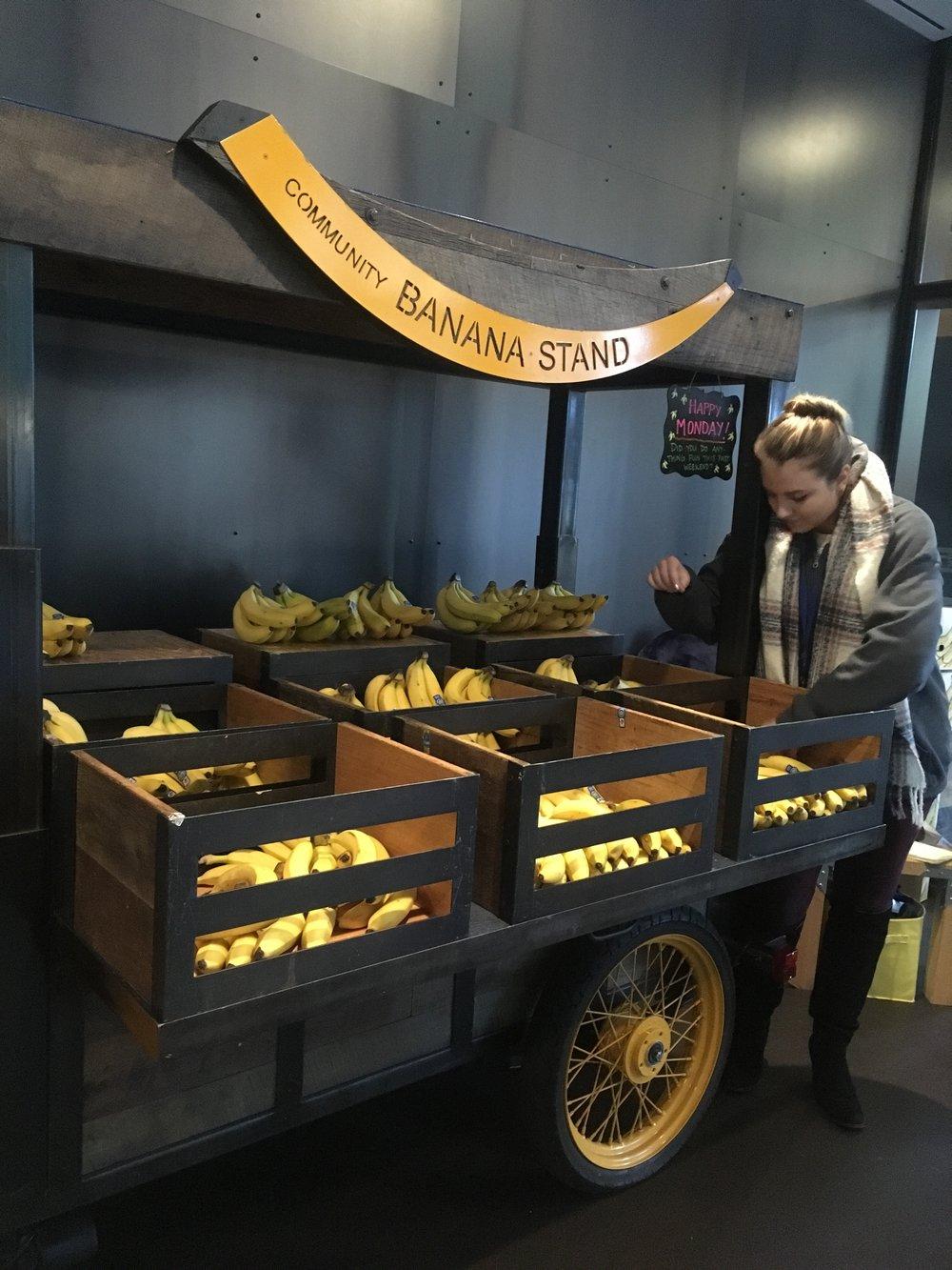 Community Banana Stand