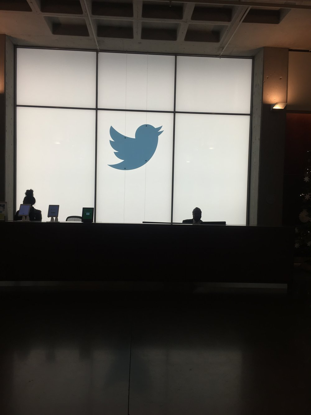 Twitterなう