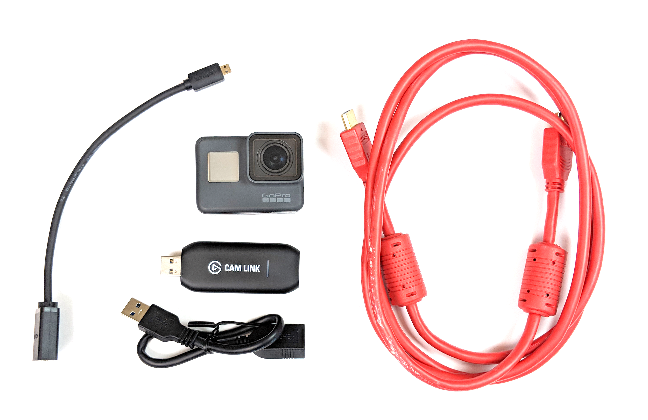 Using a GoPro as a webcam for streaming — KNOWHERO