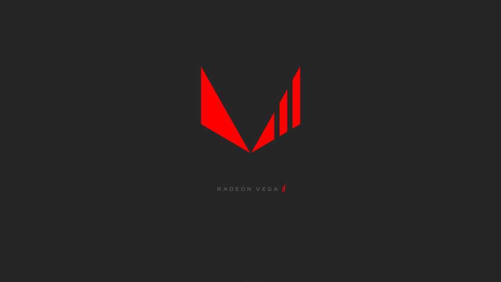 AMD+radeon+vega+2+II+Wallpaper