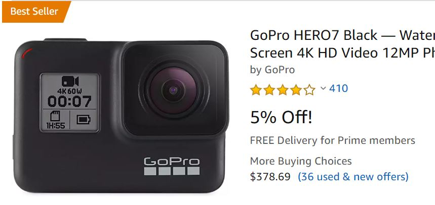Gopro Rumors Confirmed Hero8 Fusion 2 And The 2019 Product