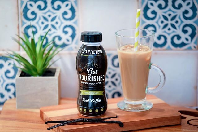 Our High Protein Iced Coffees took 18 months to perfect.  We tried lots of protein sources always with the intention of making an iced coffee that tastes better than any iced coffee you've had before, high protein or not. We think we've nailed it and would love you to try them and let us know what you think! . . . #highproteindelish #trysomethingnew #protein #highprotein #proteincoffee #caffeine #proteindrink #icedlatte #alltheprotein #fitness #fitfamuk #musclefood #getnourisheduk #nocompromise #coffeefix #coffeelover