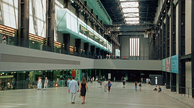 Tate Modern - Turbine Hall