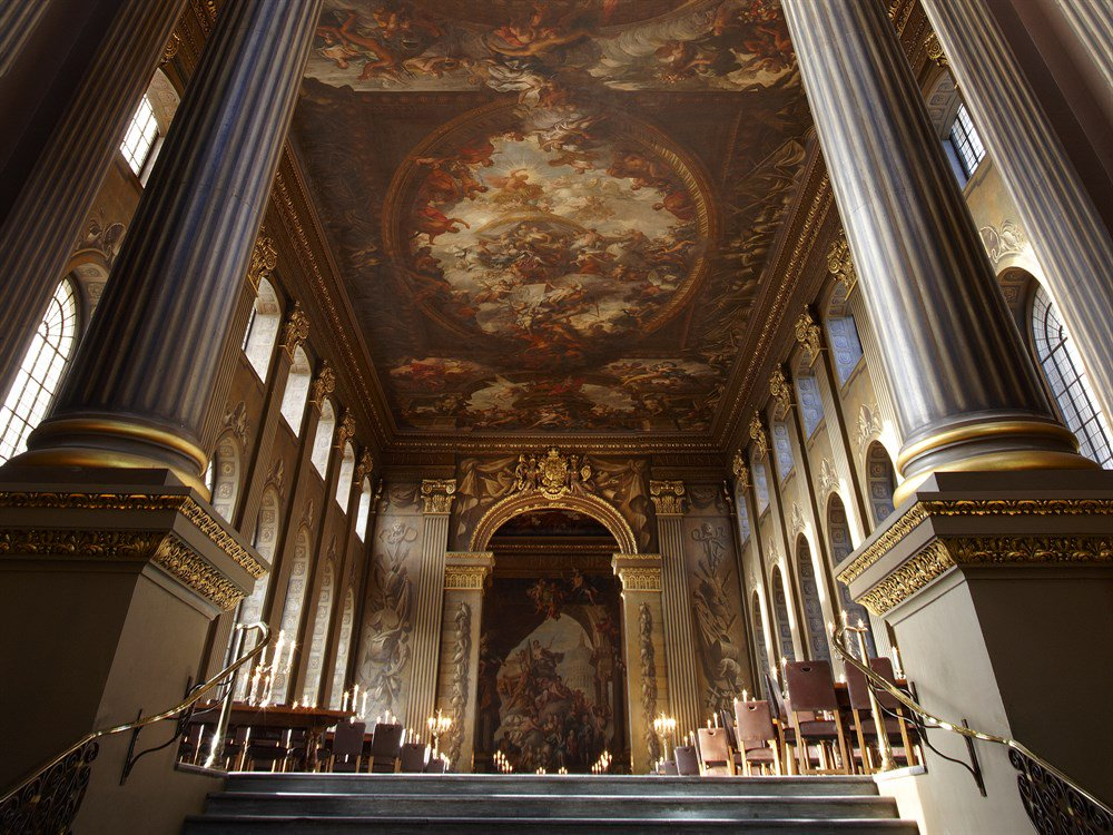The Old Royal Naval College Tours