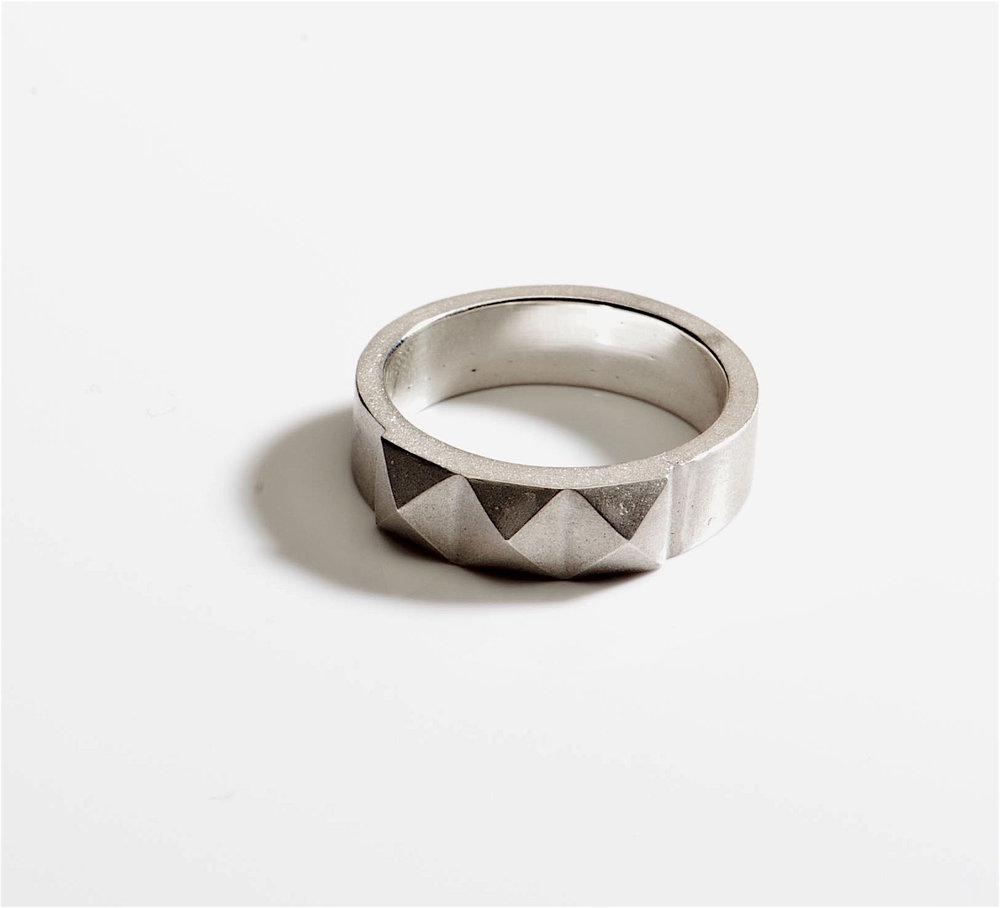 silver band ring pyramid studs.jpg