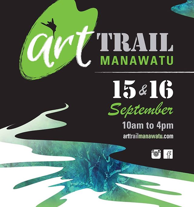Welcome to Art Trail Manawatu 2018! We have an AMAZING line up of artists studios, spaces and galleries getting ready for your visit...SO....clear the weekend September 15 & 16 @square_edge_community_arts  #Arttrailmanawatu #nzart #nzartists #becreative #buynzart #palmerstonnorth #feilding #ashhurst #pohangina #foxton
