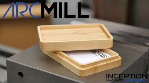 ARCMILL-Benchtop CNC Machine