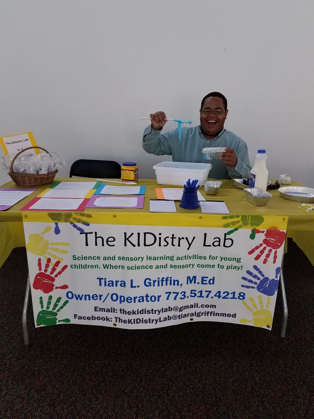 The Kidisty Lab Networking Event