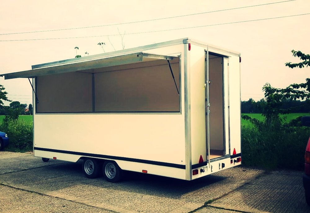 Exhibition trailers | Display Trailers | Promotional Vehicles