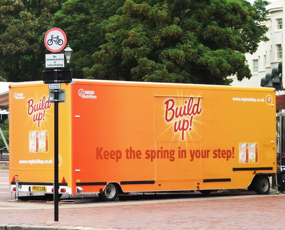 Exhibition Trailer | Promotional Vehicle | Marketing Truck | Mobile Marketing unit | Display Trailer | Promotional Truck | Advertising Truck | Display Vehicle | Branded Truck | Kiosks | Articulated |
