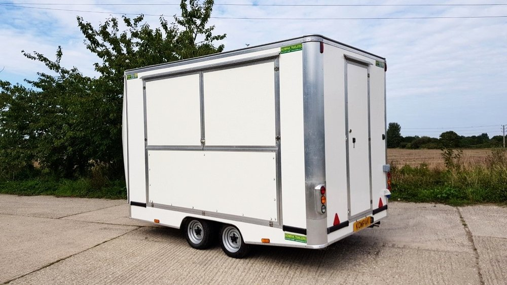 Exhibition trailers | Exhibition trailer | Display Trailers | Promotional Vehicles | Display unit | Show trailer | Used Display trailer | Secondhand trailer