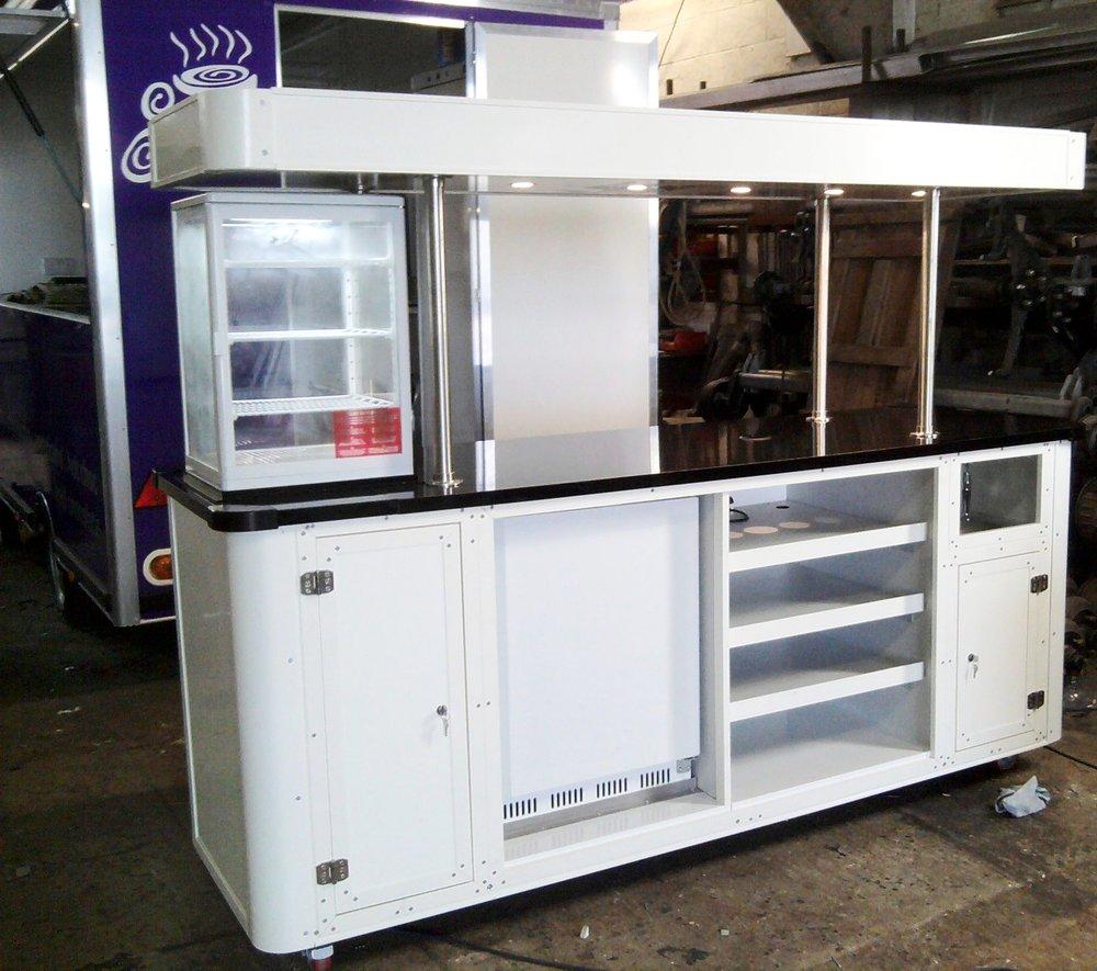 School kiosk | Kiosk | School food kiosk | Mobile Catering Unit | Catering Kiosk | University food kiosk | College food Kiosk | Site office Kiosk | Playground kiosk | modular catering unit