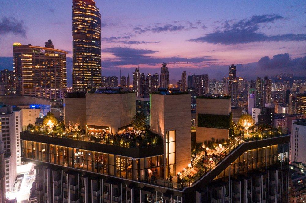 skypark, mongkok  Adrian L. Norman