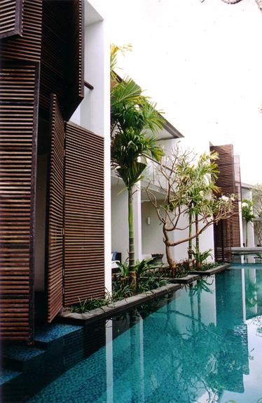 surin beach resort, thailand  Tierra Design