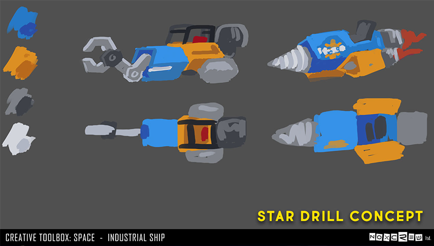 Noxcrew-Minecraft-SPACE-Star-Drill-Concept.png