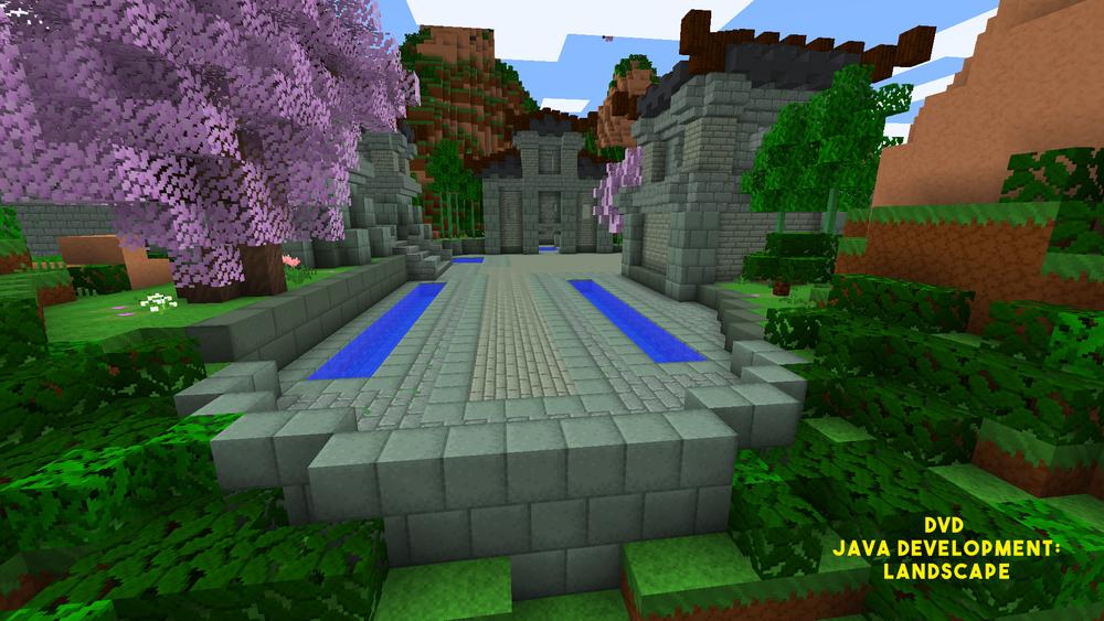 Noxcrew Minecraft DvD.png