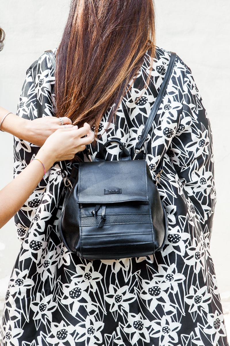 grazia backpack - 190 euro