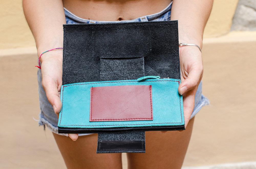 ivana wallet -
