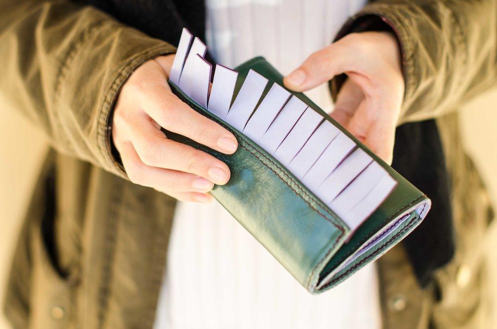 ceci wallet -
