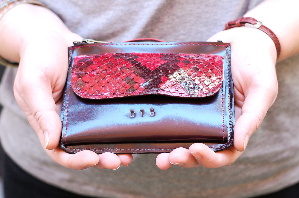 donatella wallet -