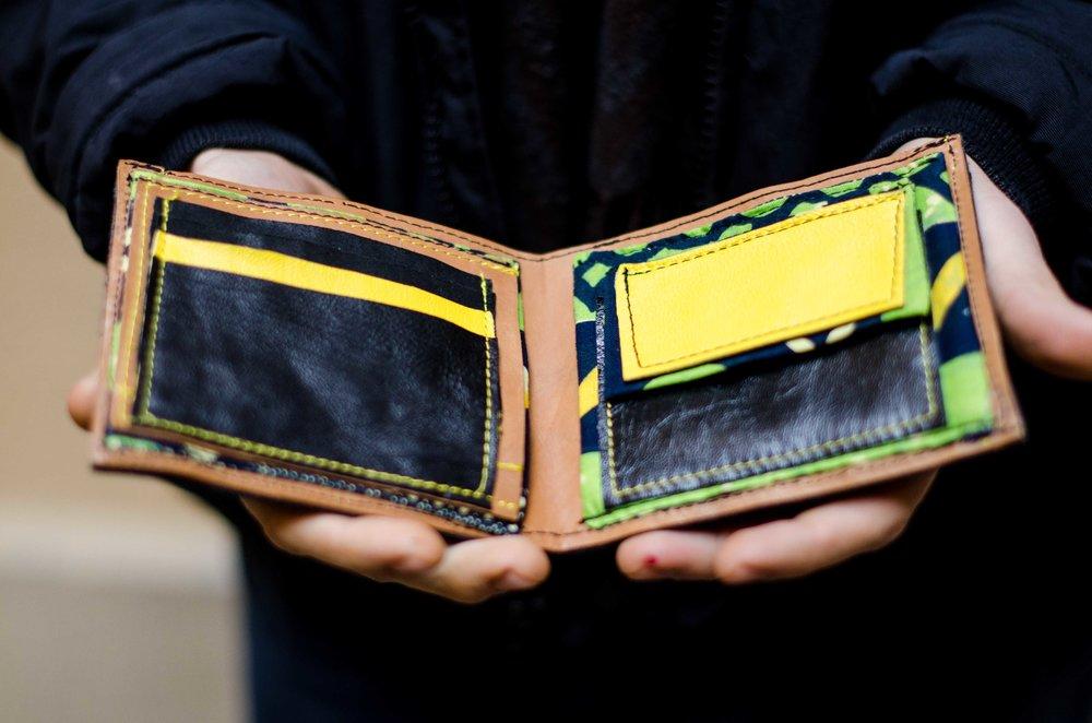 sasha wallet -