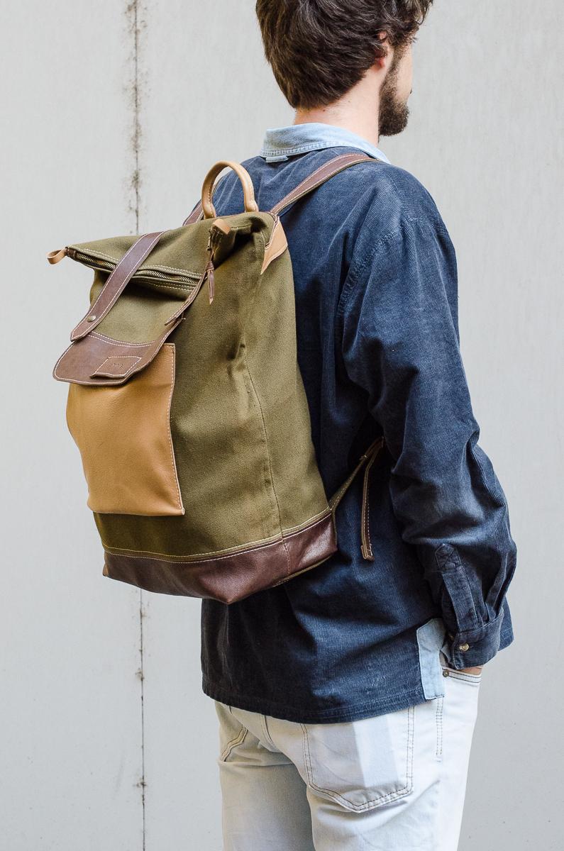 enrico backpack - 250 euro