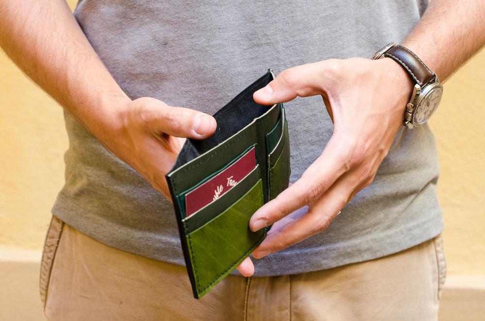 enrico wallet - 60 euro