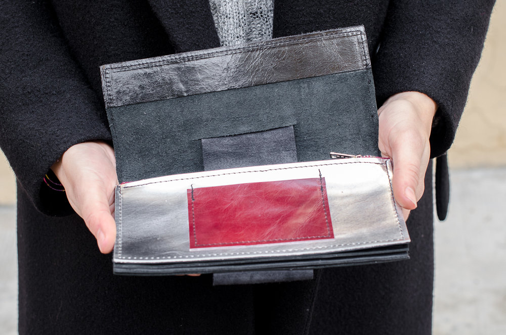 aurora wallet - 70 euro