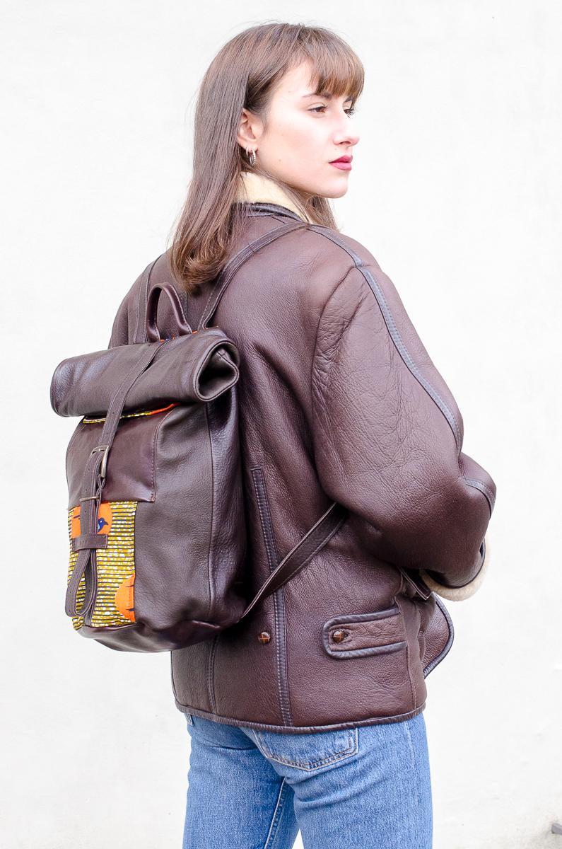 lea backpack - 260 euro