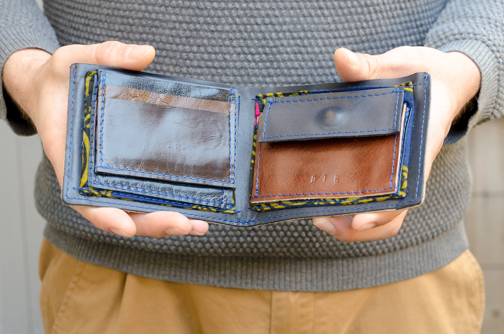 luca wallet - 60 euro