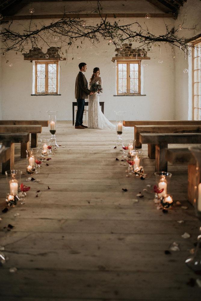 Launcells Barton - Wedding Venue - Cornwall
