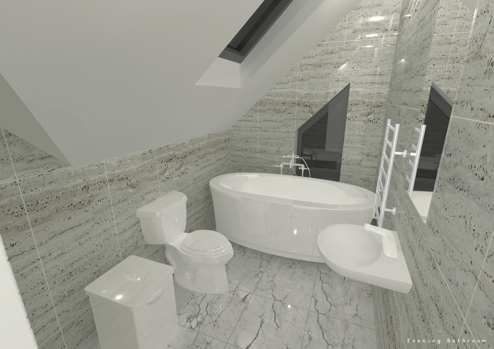 Proposed Bathroom
