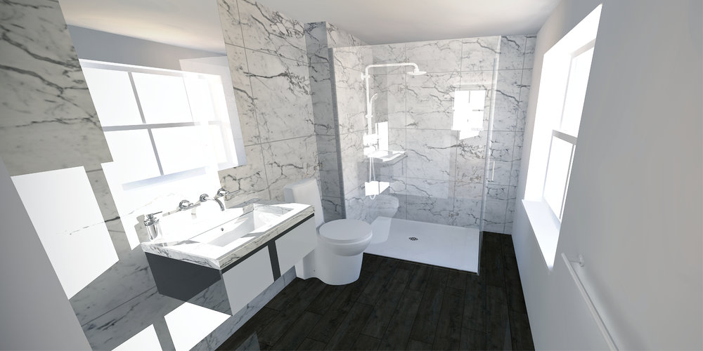 Proposed Master Ensuite