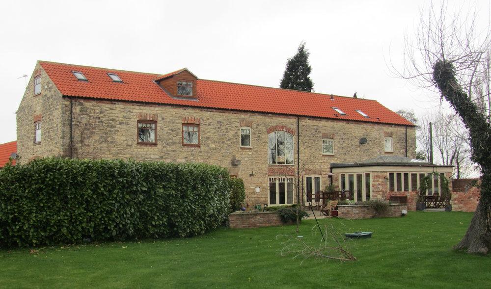 Brecks Farm 1 - Samuel Kendall Associates - Selby Architects