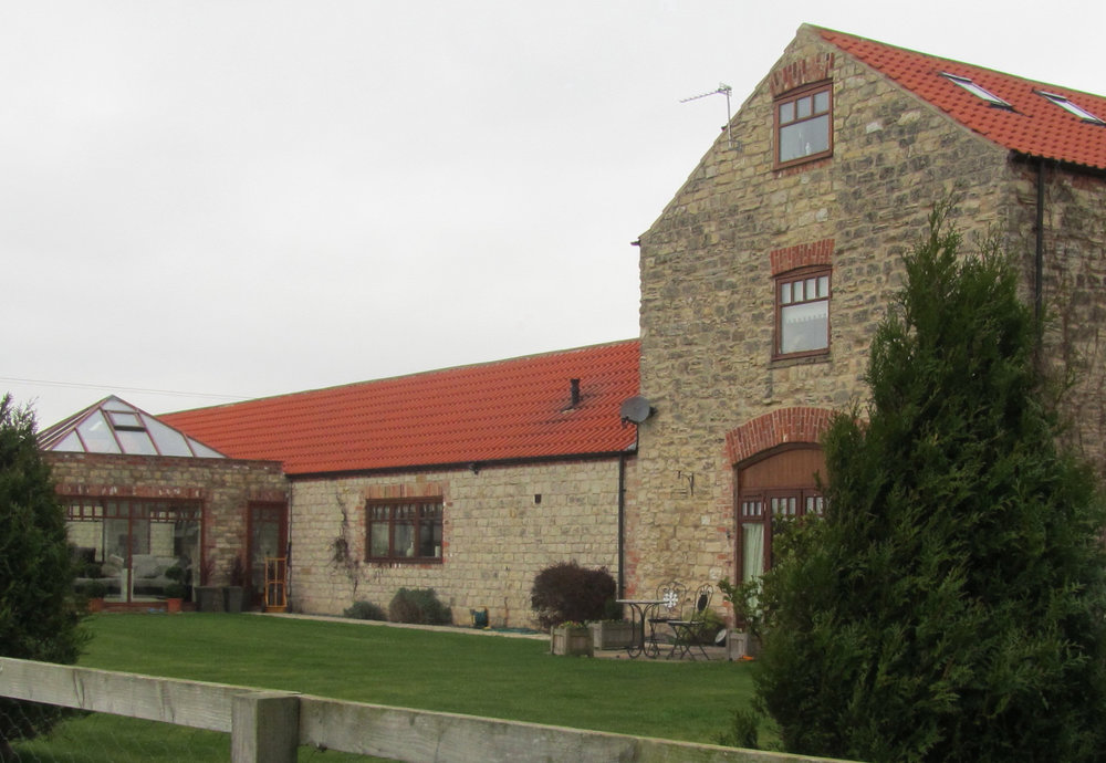 Brecks Farm 4 - Samuel Kendall Associates - Selby Architects
