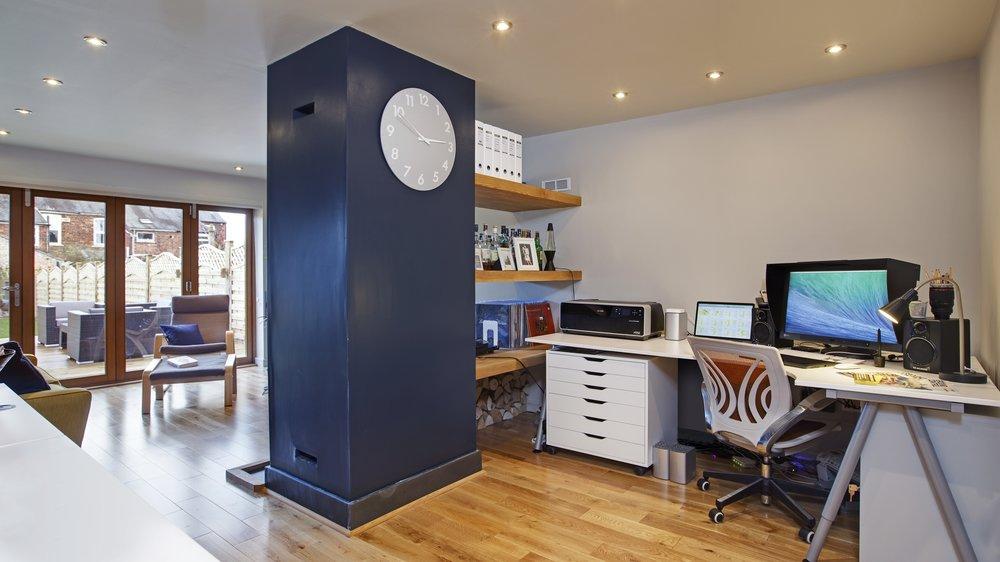 Queensgate Studio Office Area