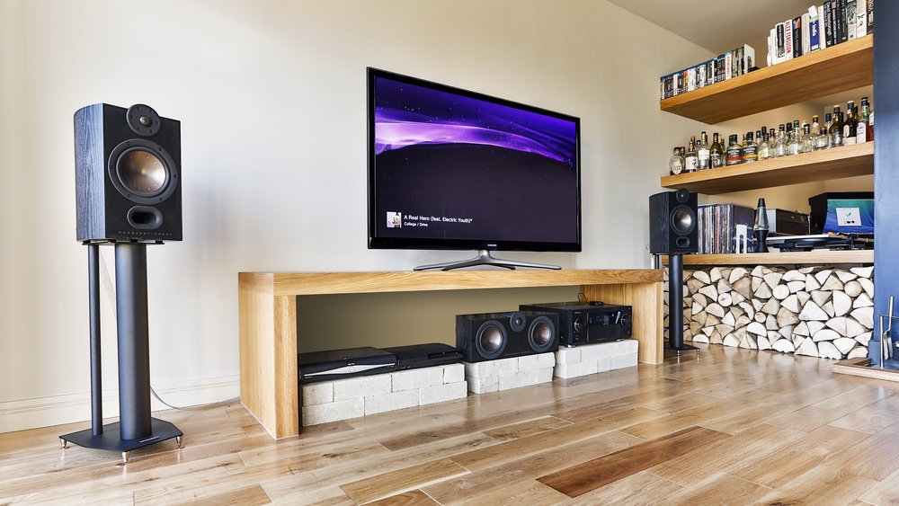 Queensgate Studio Viewing area