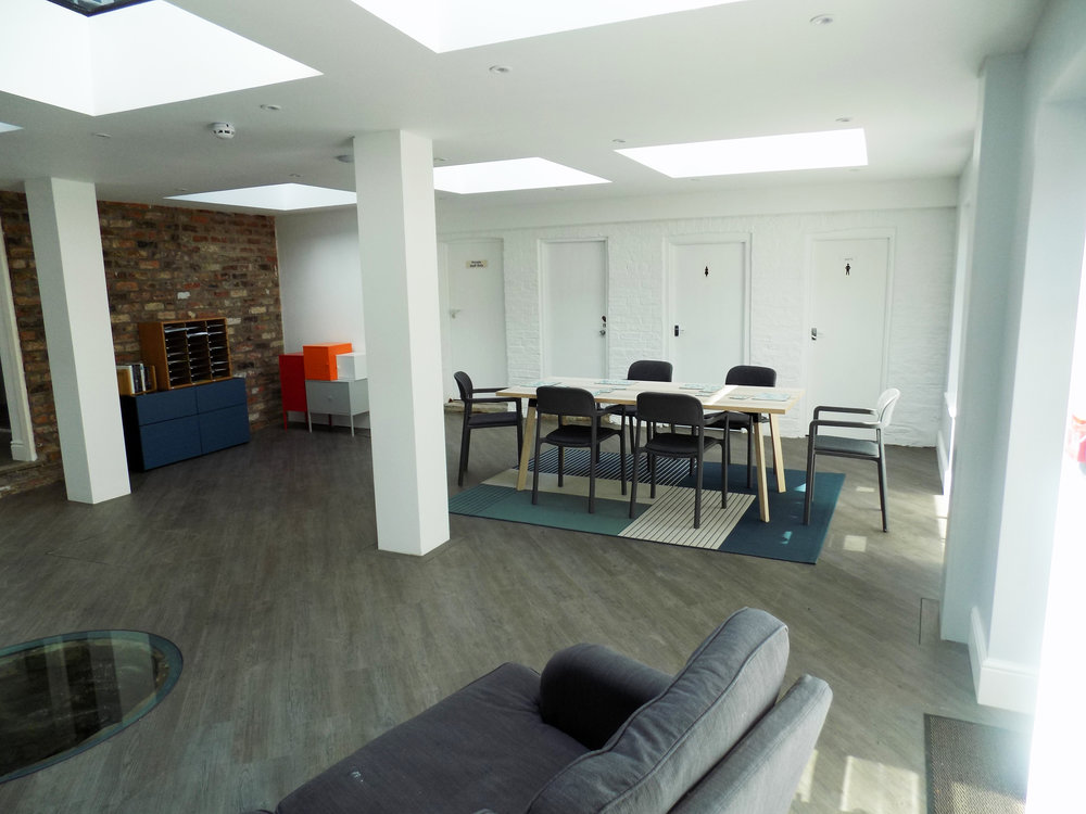 HOLGATE TOWN HOTEL INTERIOR 2 - SAMUEL KENDALL ASSOCIATES