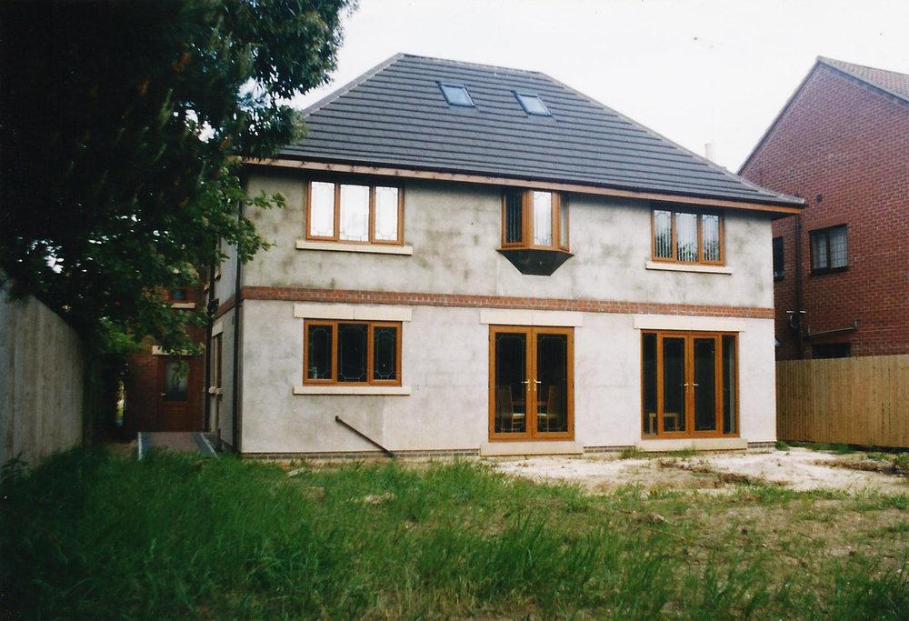 Exterior 3 - Alma Close - Hull Architects - Samuel Kendall Associates