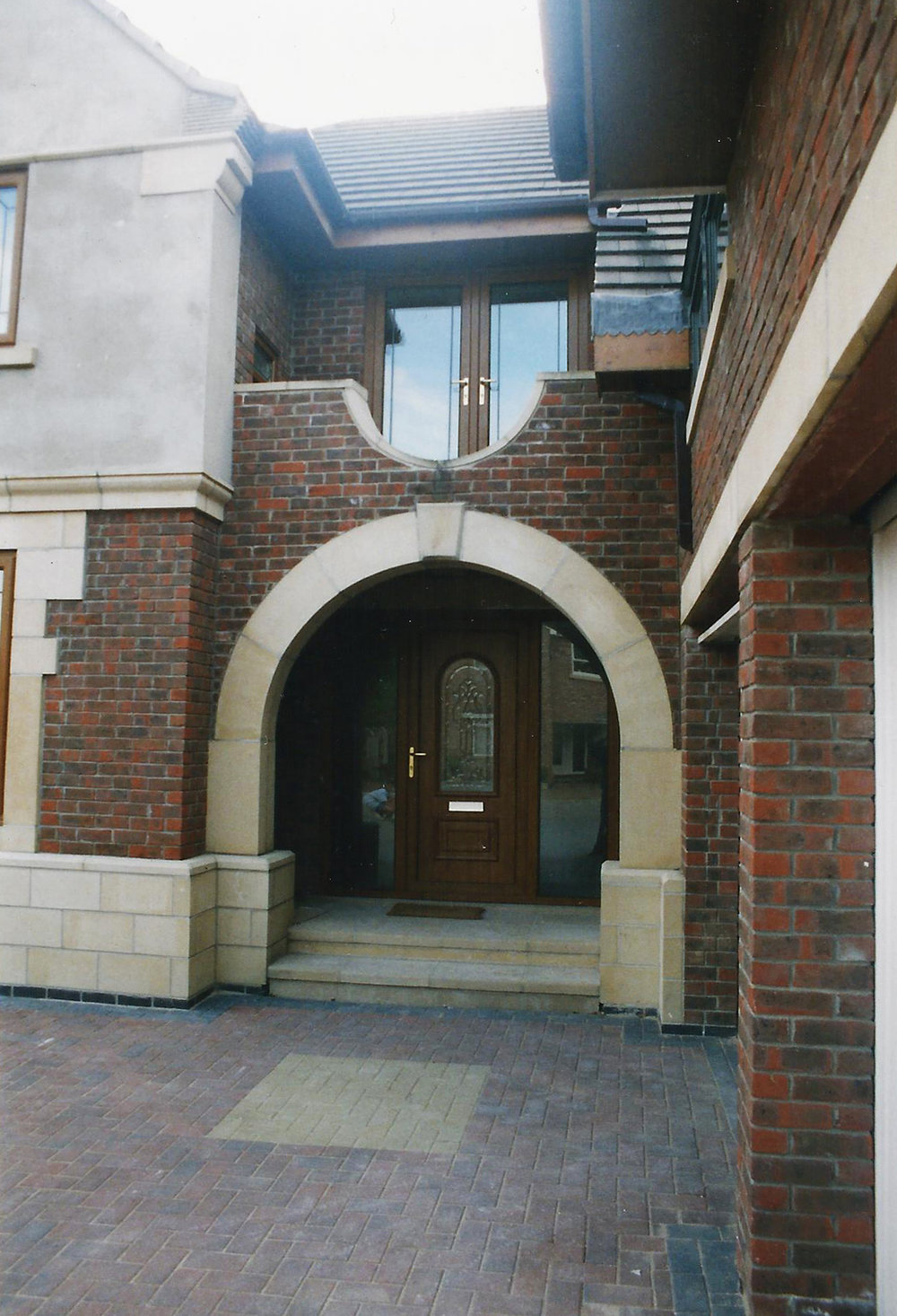 Exterior 4 - Alma Close - Hull Architects - Samuel Kendall Associates